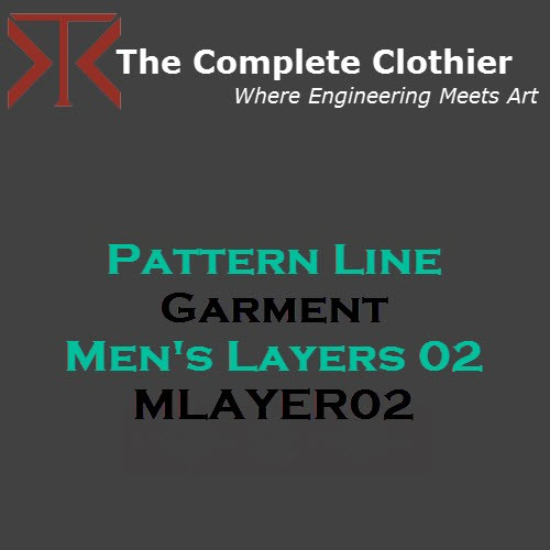 Pattern Line - Men's Layers 02