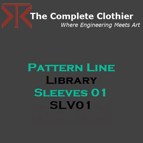 Pattern Line - Sleeves 01