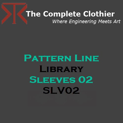 Pattern Line - Sleeves 02